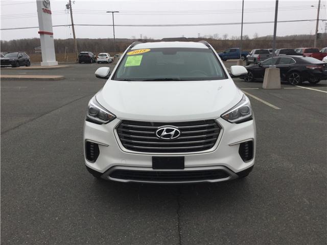 2018 Hyundai Santa Fe XL Premium (Stk: U27-19) in Stellarton - Image 3 of 14