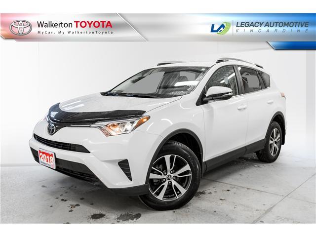 2018 Toyota RAV4 LE (Stk: P8052) in Kincardine - Image 1 of 20