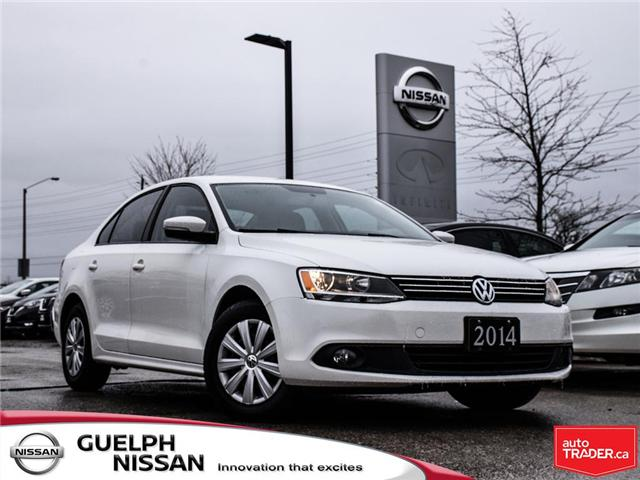 2014 Volkswagen Jetta  (Stk: UP13619) in Guelph - Image 1 of 20