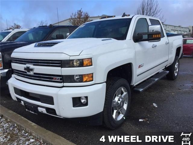 2019 Chevrolet Silverado 2500HD LT (Stk: F221310) in Newmarket - Image 1 of 15
