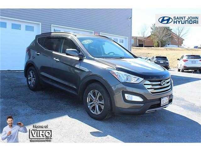 2013 Hyundai Santa Fe Sport  (Stk: 97572A) in Saint John - Image 1 of 21