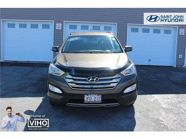 2013 Hyundai Santa Fe Sport  (Stk: 97572A) in Saint John - Image 2 of 21
