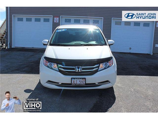 2016 Honda Odyssey EX (Stk: U2101) in Saint John - Image 2 of 21