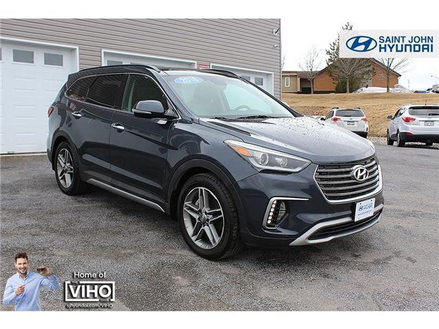 2018 Hyundai Santa Fe XL  (Stk: U2115) in Saint John - Image 1 of 25