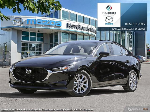 2019 Mazda Mazda3 GS Auto i-Active AWD (Stk: 40915) in Newmarket - Image 1 of 23