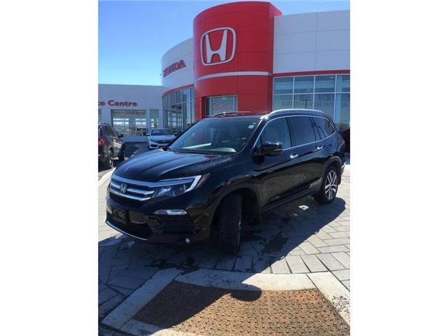 2017 Honda Pilot Touring (Stk: b0263) in Ottawa - Image 1 of 12