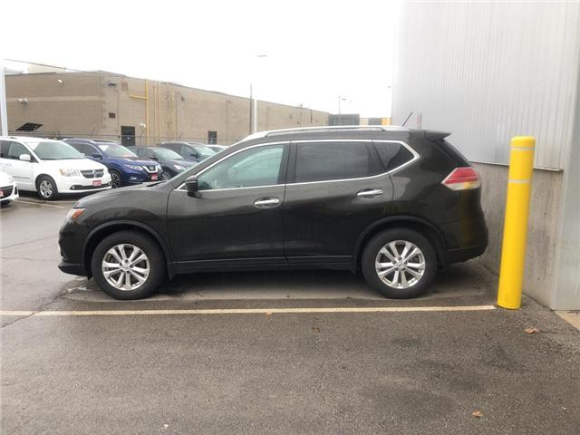 2014 Nissan Rogue  (Stk: P2274) in St. Catharines - Image 1 of 5