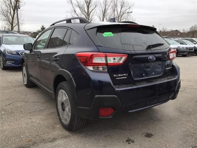 2019 Subaru Crosstrek  Sport CVT w/EyeSight Pkg (Stk: 32546) in RICHMOND HILL - Image 2 of 18