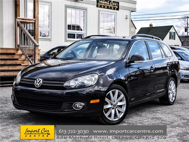 2013 Volkswagen Golf 2.0 TDI Highline (Stk: 682909) in Ottawa - Image 1 of 30