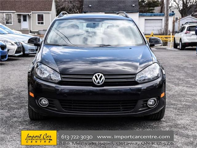 2013 Volkswagen Golf 2.0 TDI Highline (Stk: 682909) in Ottawa - Image 2 of 30