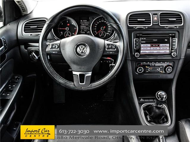 2013 Volkswagen Golf 2.0 TDI Highline (Stk: 682909) in Ottawa - Image 17 of 30