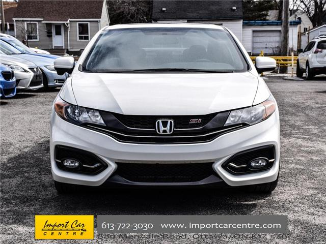 2015 Honda Civic Si (Stk: 100246) in Ottawa - Image 2 of 28