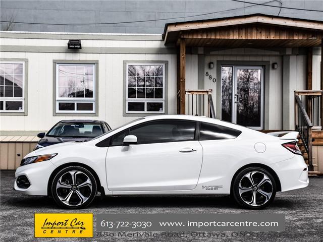 2015 Honda Civic Si (Stk: 100246) in Ottawa - Image 3 of 28