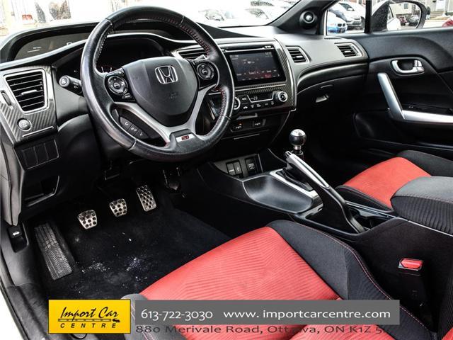 2015 Honda Civic Si (Stk: 100246) in Ottawa - Image 11 of 28