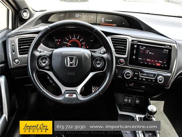 2015 Honda Civic Si (Stk: 100246) in Ottawa - Image 13 of 28