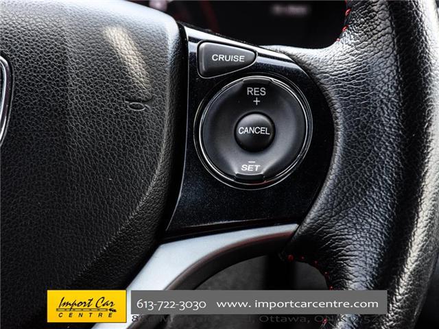 2015 Honda Civic Si (Stk: 100246) in Ottawa - Image 15 of 28