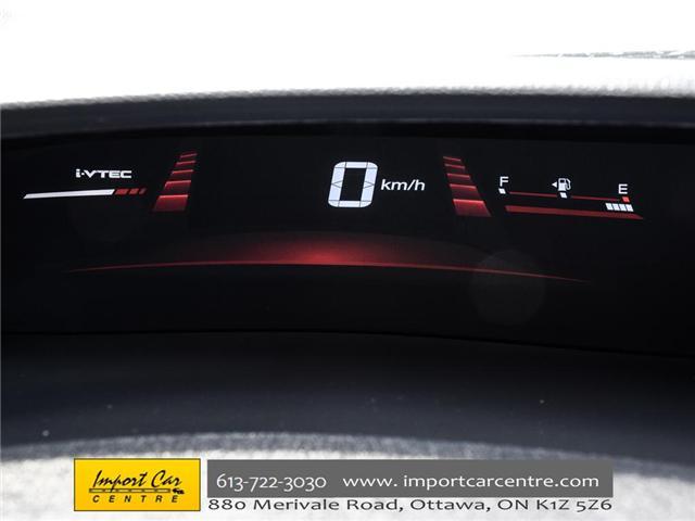 2015 Honda Civic Si (Stk: 100246) in Ottawa - Image 17 of 28