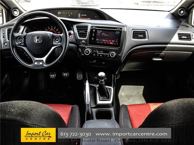 2015 Honda Civic Si (Stk: 100246) in Ottawa - Image 19 of 28