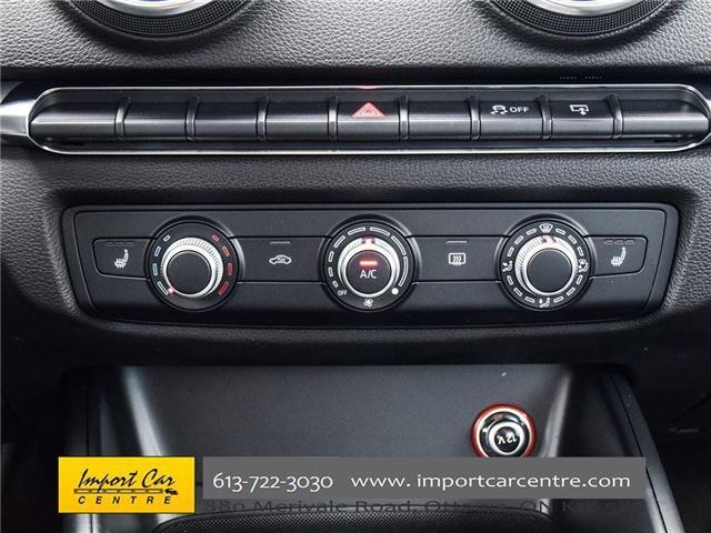 2015 Audi A3 1.8T Komfort (Stk: 010140) in Ottawa - Image 17 of 30