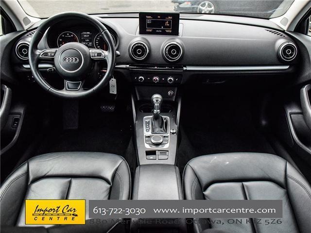 2015 Audi A3 1.8T Komfort (Stk: 010140) in Ottawa - Image 25 of 30