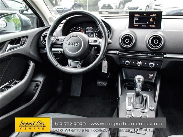 2015 Audi A3 1.8T Komfort (Stk: 010140) in Ottawa - Image 27 of 30