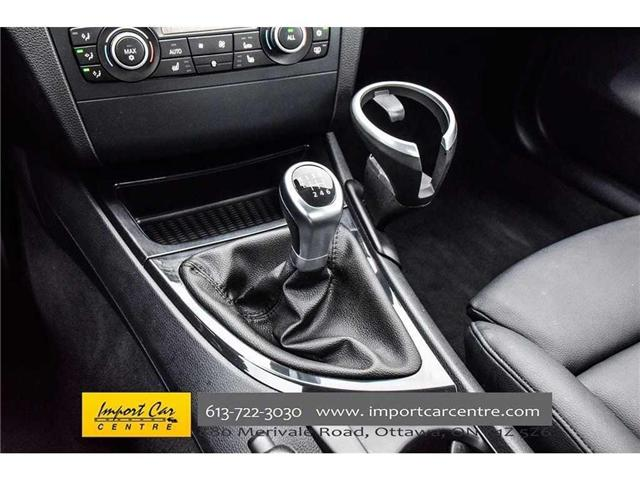 2011 BMW 128i  (Stk: M54346) in Ottawa - Image 17 of 30
