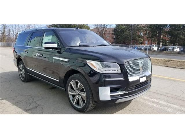 2019 Lincoln Navigator L Reserve (Stk: 19NV1208) in Unionville - Image 1 of 17