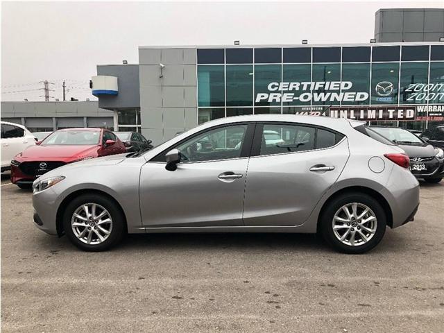 2015 Mazda Mazda3 GS (Stk: P1836) in Toronto - Image 2 of 22