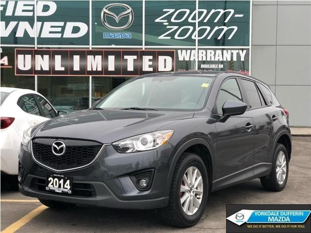 2014 Mazda CX-5 GS (Stk: 19116A) in Toronto - Image 1 of 24