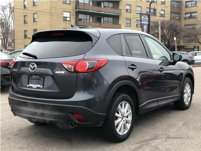 2014 Mazda CX-5 GS (Stk: 19116A) in Toronto - Image 5 of 24