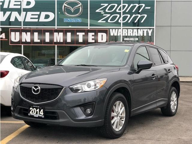 2014 Mazda CX-5 GS (Stk: 19116A) in Toronto - Image 9 of 24