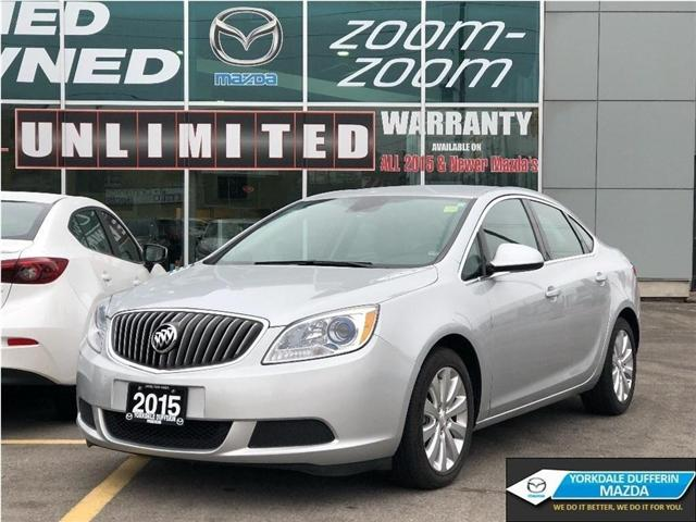 2015 Buick Verano Base (Stk: P1840) in Toronto - Image 1 of 23