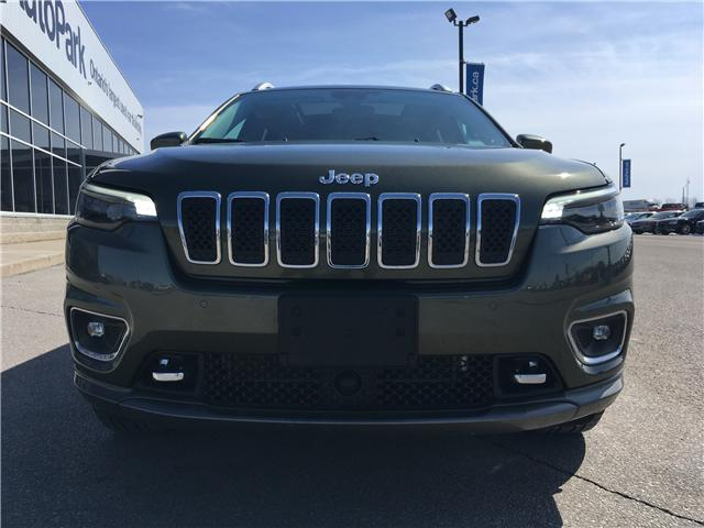 2019 Jeep Cherokee Overland (Stk: 19-54020RMB) in Barrie - Image 2 of 30