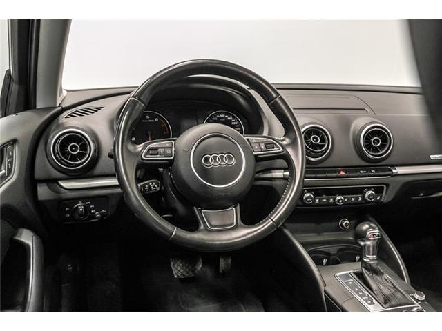 2015 Audi A3 2.0T Komfort (Stk: C6653) in Woodbridge - Image 9 of 22