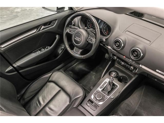 2015 Audi A3 2.0T Komfort (Stk: C6653) in Woodbridge - Image 12 of 22
