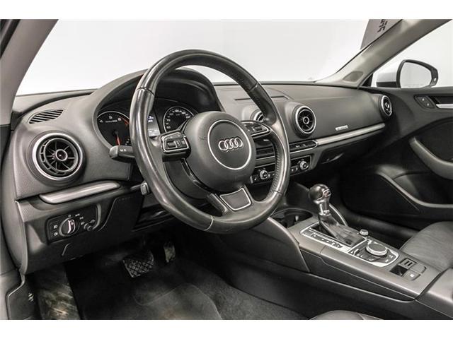 2015 Audi A3 2.0T Komfort (Stk: C6653) in Woodbridge - Image 13 of 22