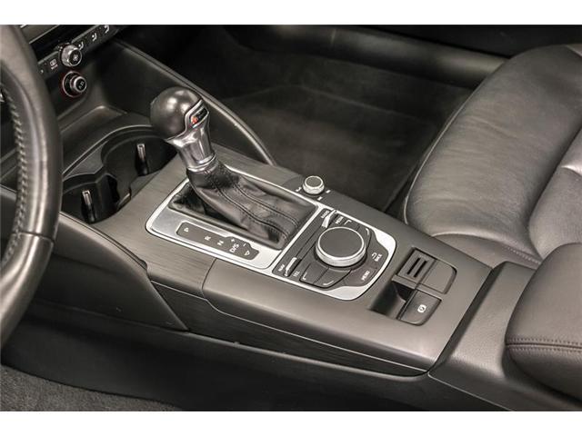 2015 Audi A3 2.0T Komfort (Stk: C6653) in Woodbridge - Image 16 of 22