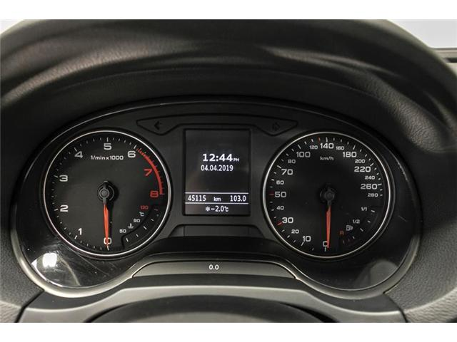 2015 Audi A3 2.0T Komfort (Stk: C6653) in Woodbridge - Image 17 of 22