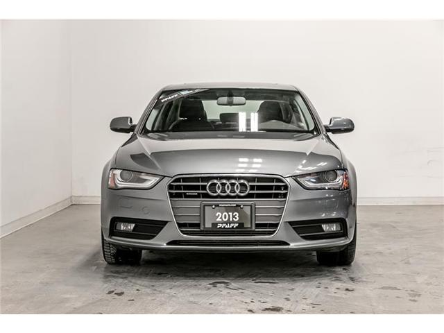 2013 Audi A4 2.0T (Stk: T16340A) in Woodbridge - Image 2 of 21