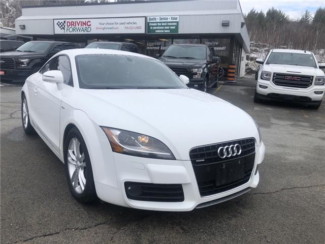 2008 Audi TT 3.2 (Stk: DAN) in Sudbury - Image 1 of 14