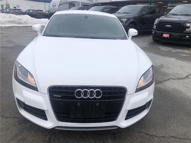 2008 Audi TT 3.2 (Stk: DAN) in Sudbury - Image 2 of 14
