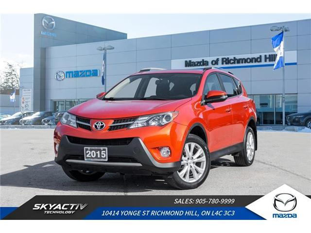 2015 Toyota RAV4 Limited (Stk: 19-238A) in Richmond Hill - Image 1 of 20