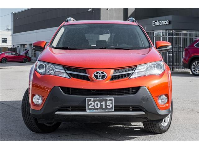 2015 Toyota RAV4 Limited (Stk: 19-238A) in Richmond Hill - Image 2 of 20