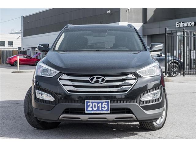 2015 Hyundai Santa Fe Sport 2.0T Limited (Stk: 19-255A) in Richmond Hill - Image 2 of 20