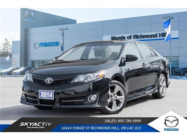 2014 Toyota Camry SE (Stk: 19-293A) in Richmond Hill - Image 1 of 21
