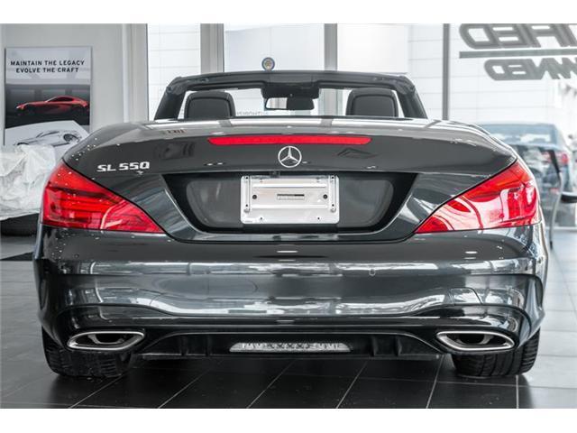 2018 Mercedes-Benz SL 550 Base (Stk: P0385) in Richmond Hill - Image 7 of 20