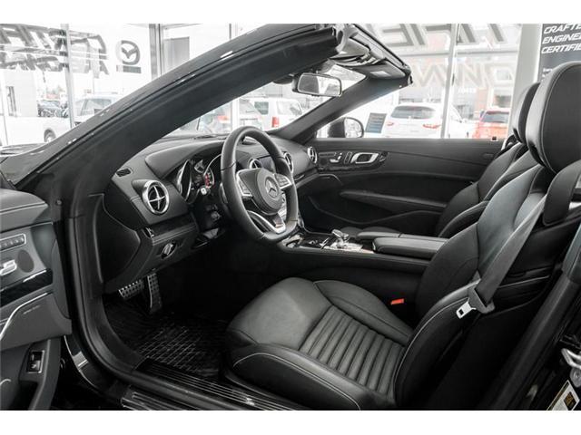2018 Mercedes-Benz SL 550 Base (Stk: P0385) in Richmond Hill - Image 10 of 20
