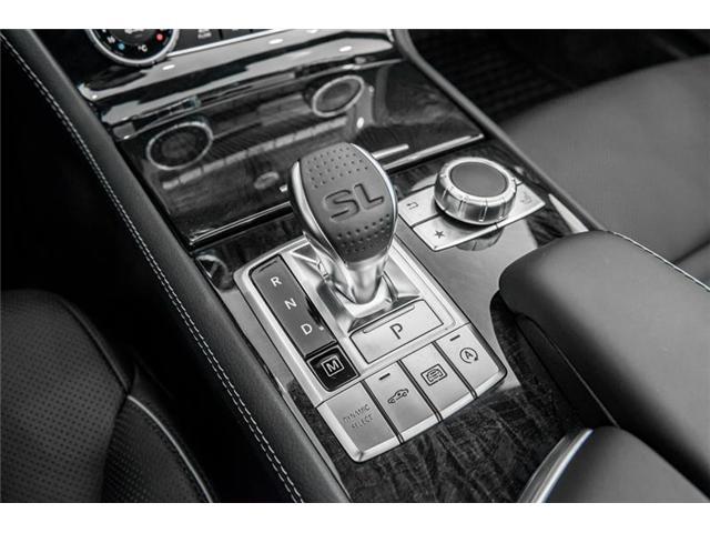 2018 Mercedes-Benz SL 550 Base (Stk: P0385) in Richmond Hill - Image 15 of 20