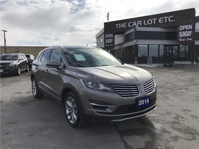 2016 Lincoln MKC Select (Stk: 19179) in Sudbury - Image 1 of 13