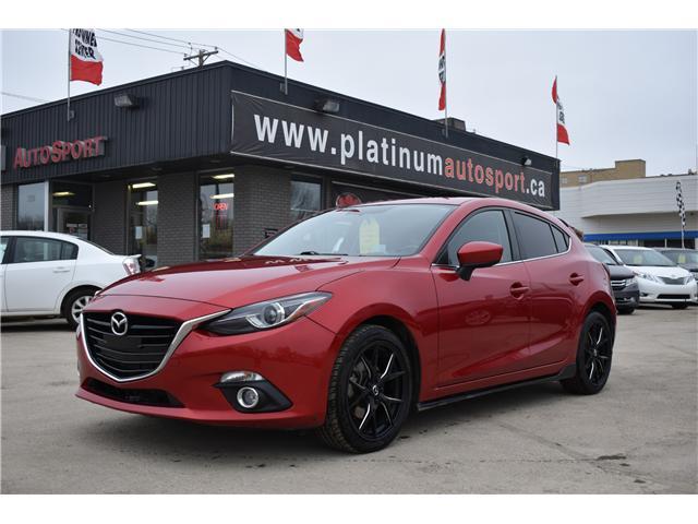 2016 Mazda Mazda3 GT (Stk: pp398) in Saskatoon - Image 1 of 23